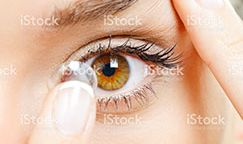 Contact Lens Wearing Guide