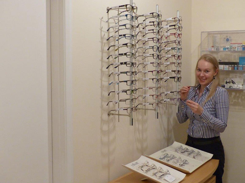 Dispensing Optician Sylwia