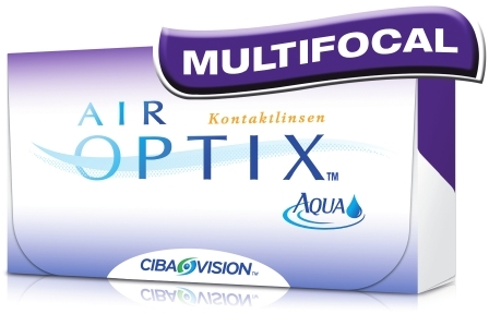 Air Optix Multifocal (CibaVison)