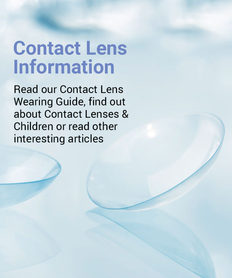 Contact Lens Information