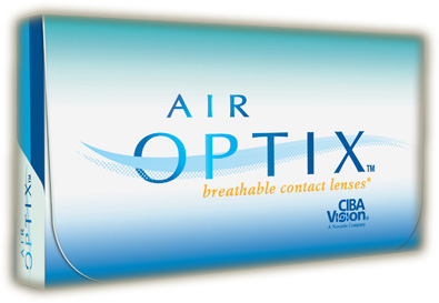 Air Optix Aqua (CibaVision)