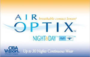 Air Optix Night & Day (CibaVision)